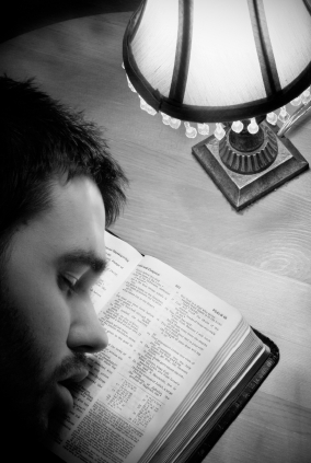 asleep_on_bible