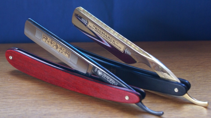 straight razors
